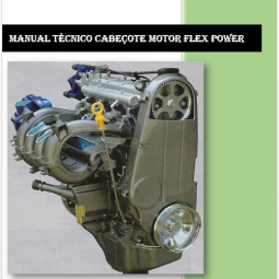 Manual retifica cabeçote gol power